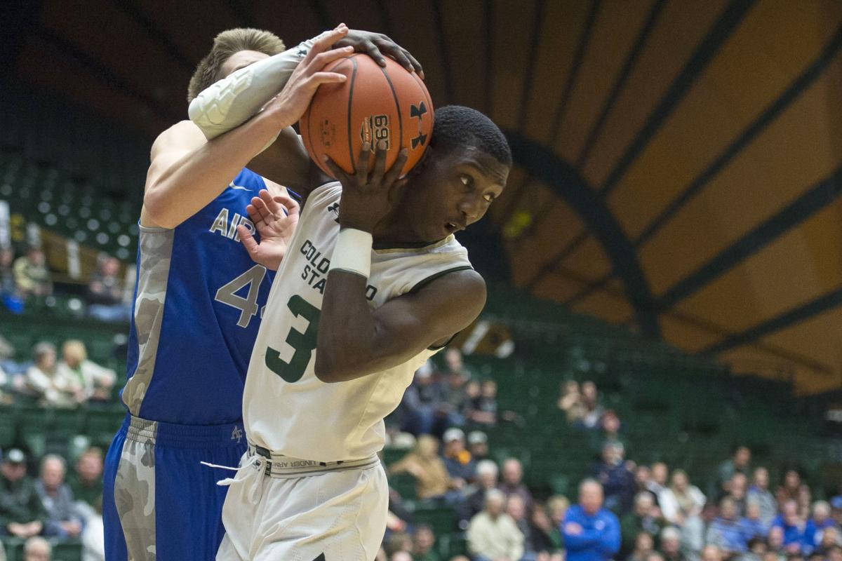 Air Force Colorado St Basketball