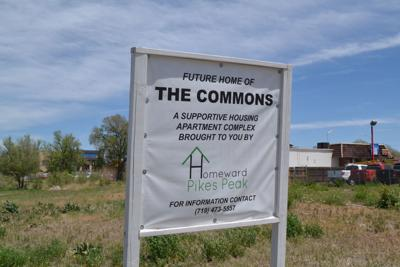 The Commons, new campus for homeless families, vets and individuals in Colorado Springs
