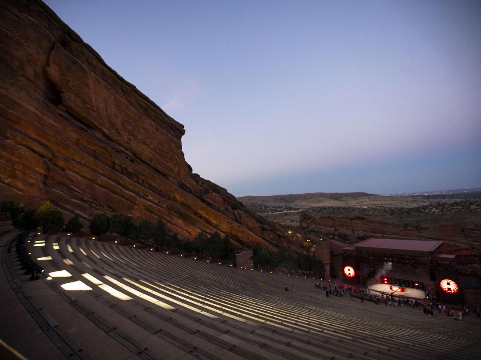 Red Rocks Calendar 2022.Red Rocks Amphitheatre Increases Capacity 2021 Concert Schedule Keeps Growing Arts Entertainment Gazette Com