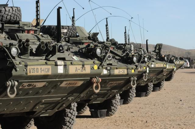 Fort Carson brigade to trade in tanks for 8-wheeled Strykers
