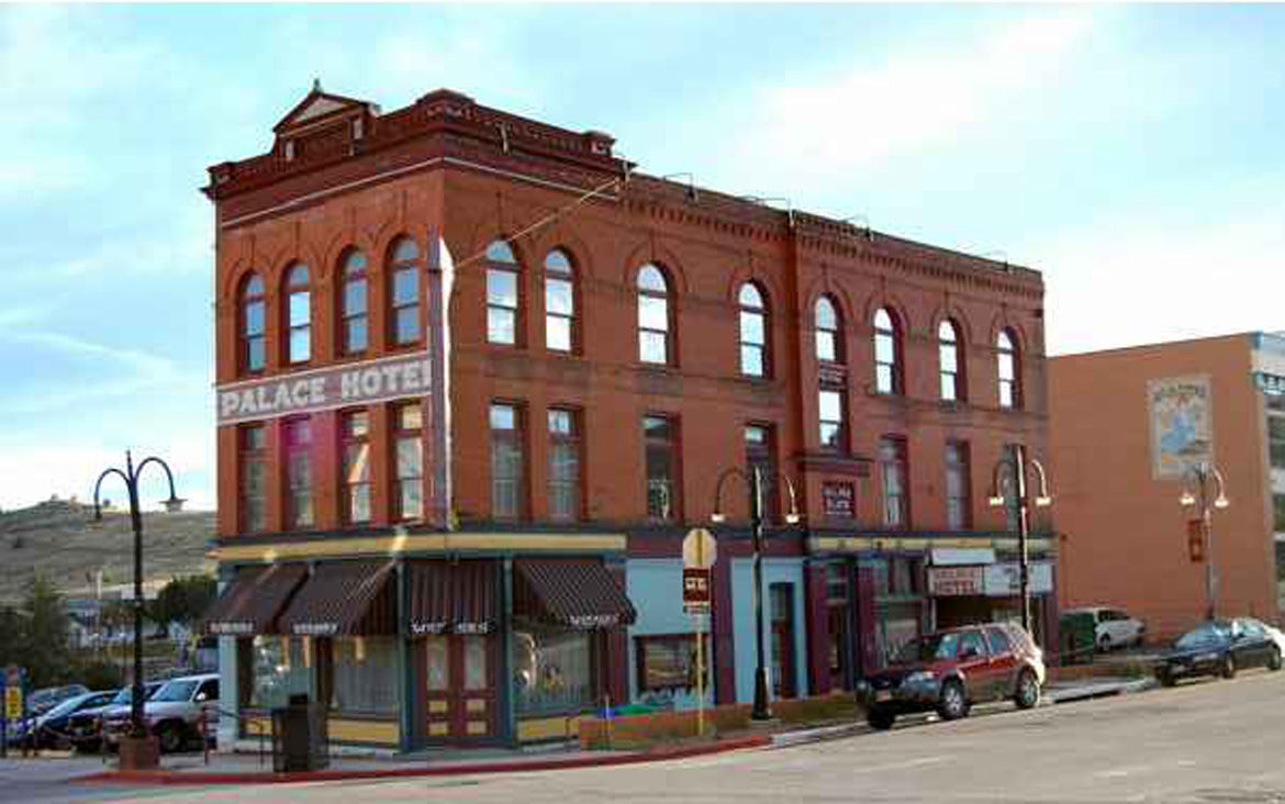 Century S Unveils Plan To Re Historic Palace Hotel In Cripple Creek