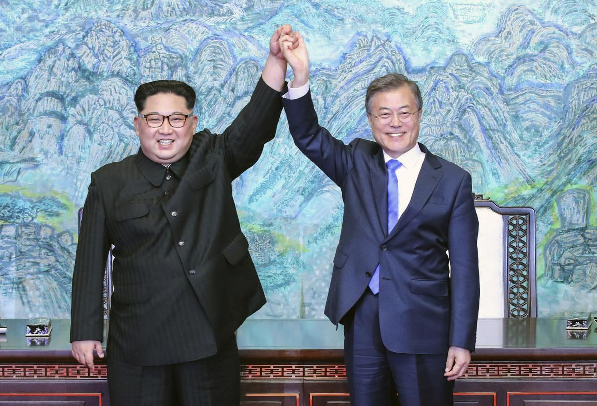 Moon faves toughest challenge yet in third summit with Kim