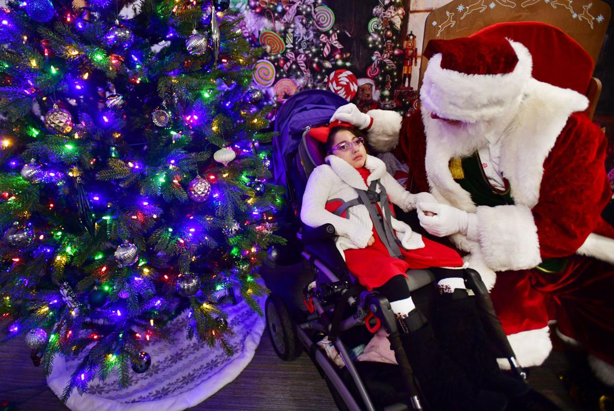 Ronald McDonald House holiday party makes little spirits bright