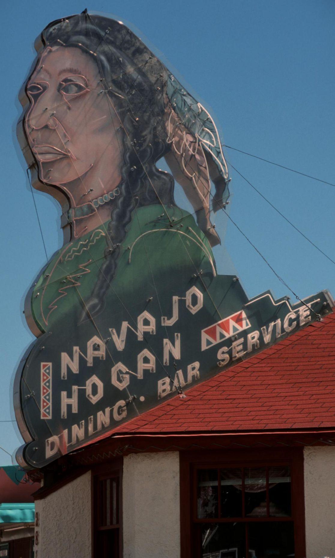 7_20_99 B Navajo Hogan 2