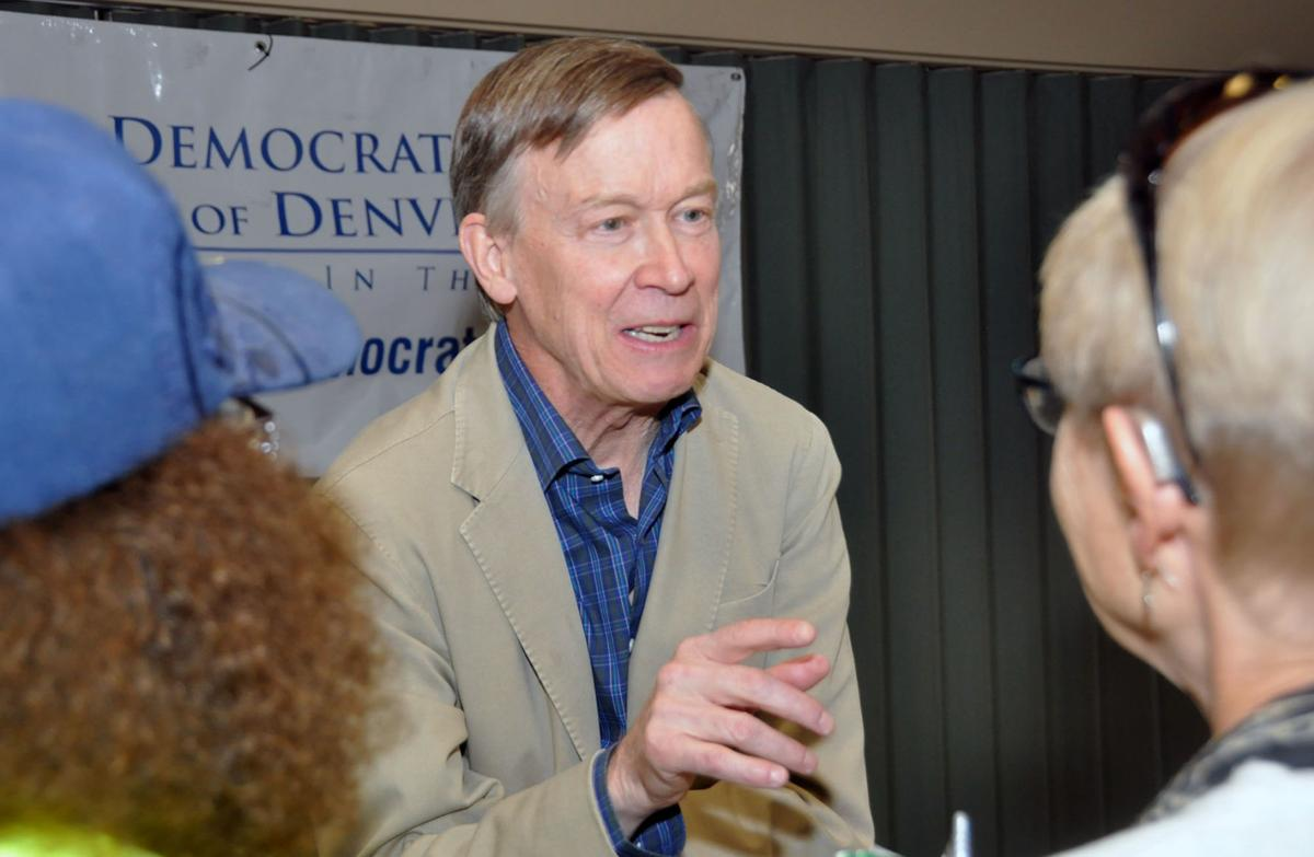 Hickenlooper Denver forum