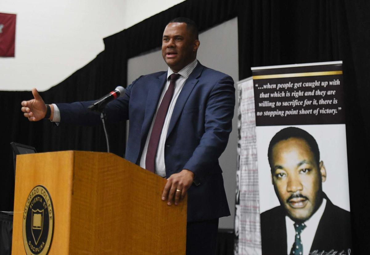 Colorado Springs remembers MLK