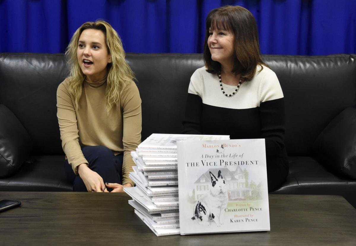 Book tour for Bunny of the United States stops at Fort Carson