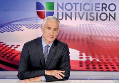 Anchor Jorge Ramos tossed from Trump event, told to 'go back to Univision'