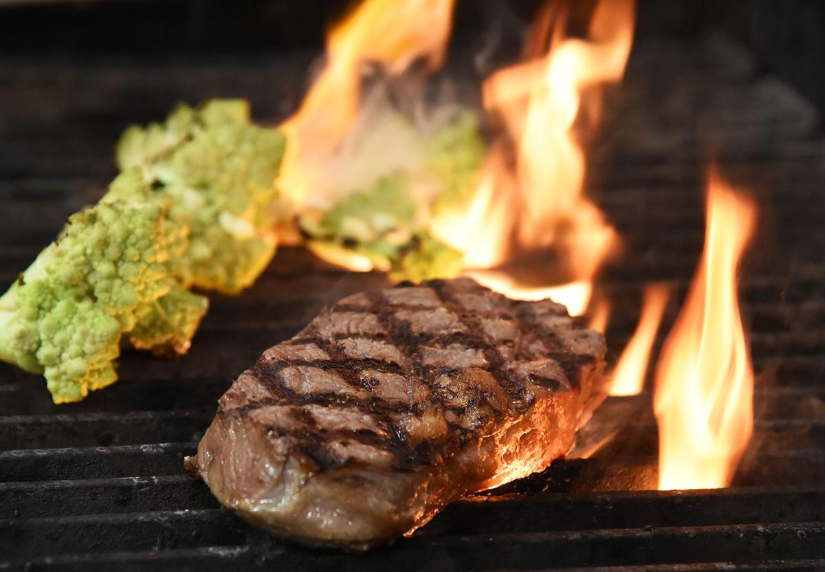 Dining Review: Meat well done a signature at Prime 25
