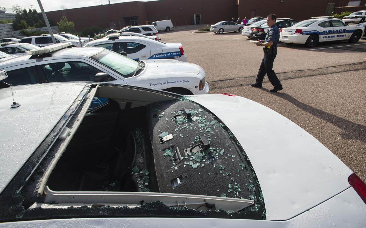 July hail storm in Colorado Springs sixth-most damaging in state history