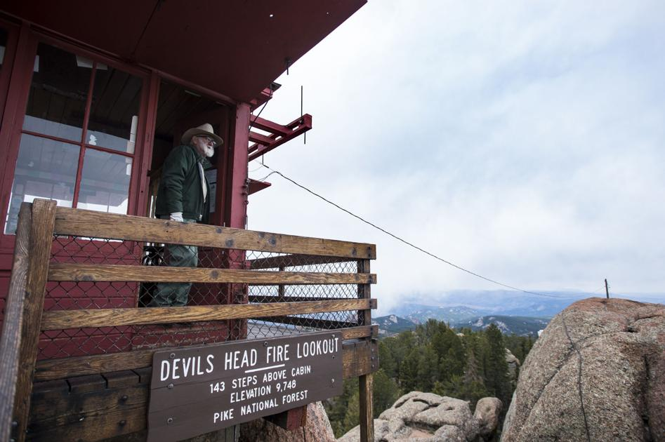 A Colorado legend comes down from his tower