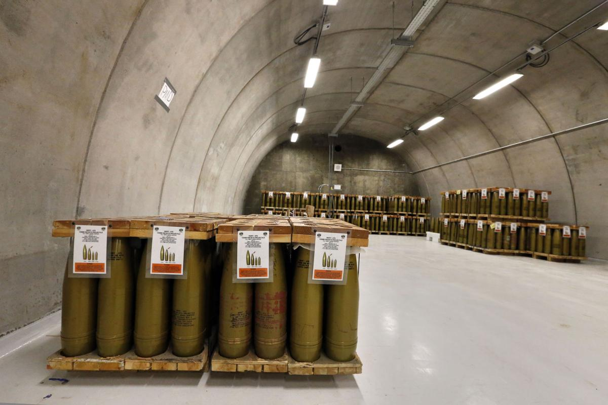 Chemical Weapons Destruction