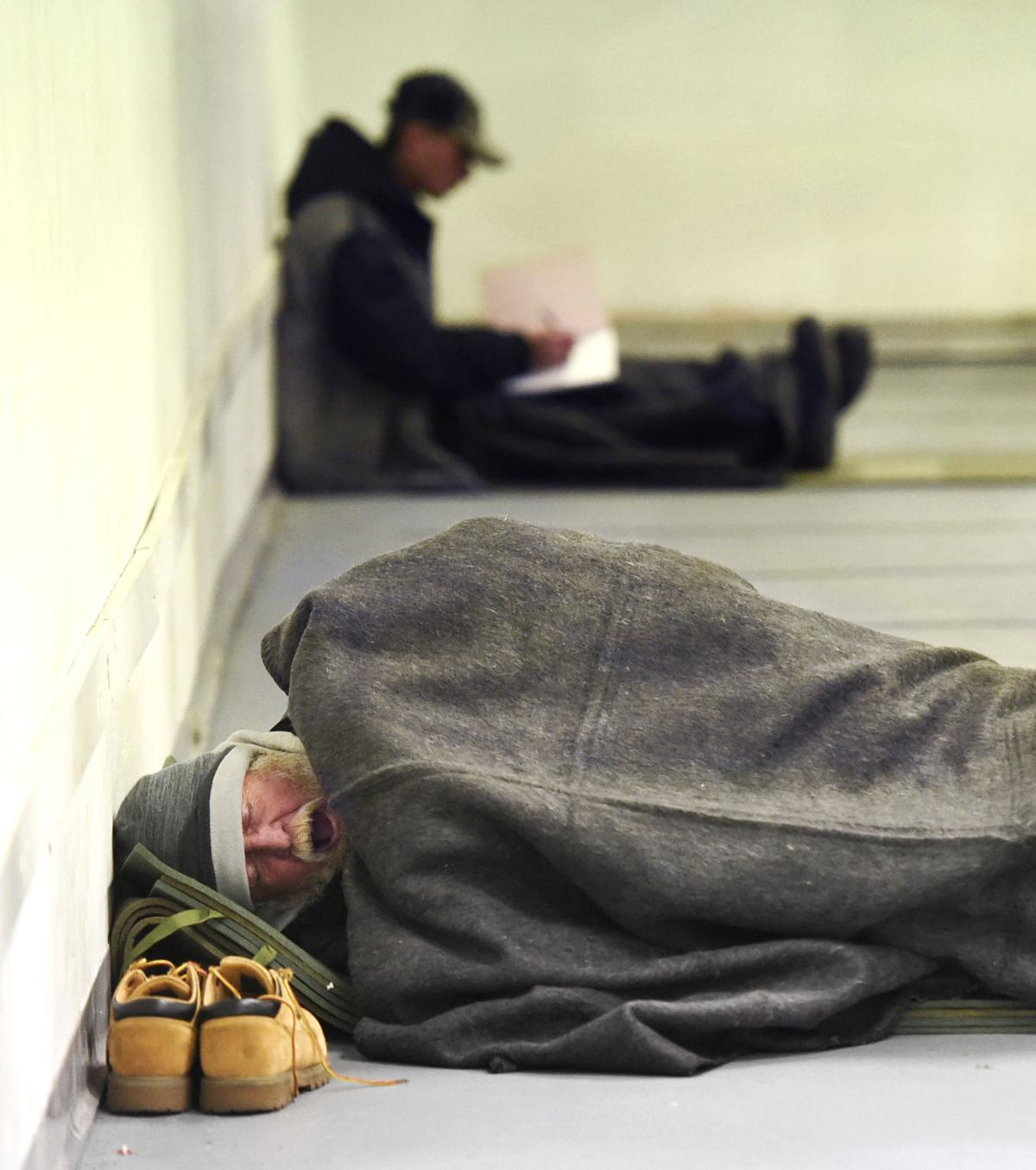 Colorado Springs warming shelter opens after Salvation Army wins approval