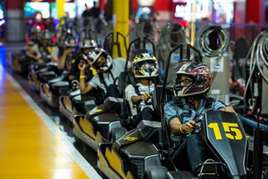 Go Karts Colorado Springs >> Built For Speed Indoor Electric Go Kart Facility Coming To Colorado