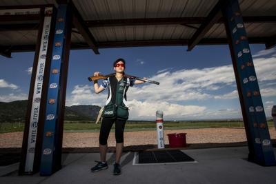 One-armed Colorado Springs girl finds success in trap shooting