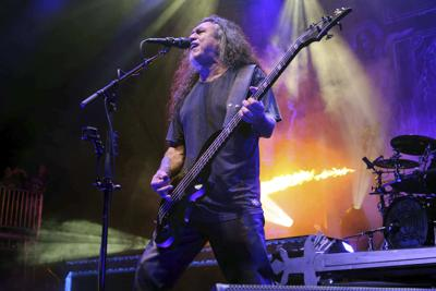 Slayer In Concert - Atlanta