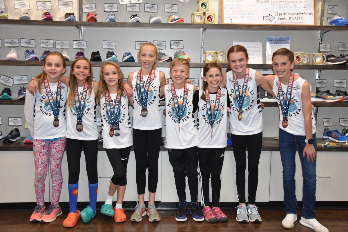 Kokopelli running team