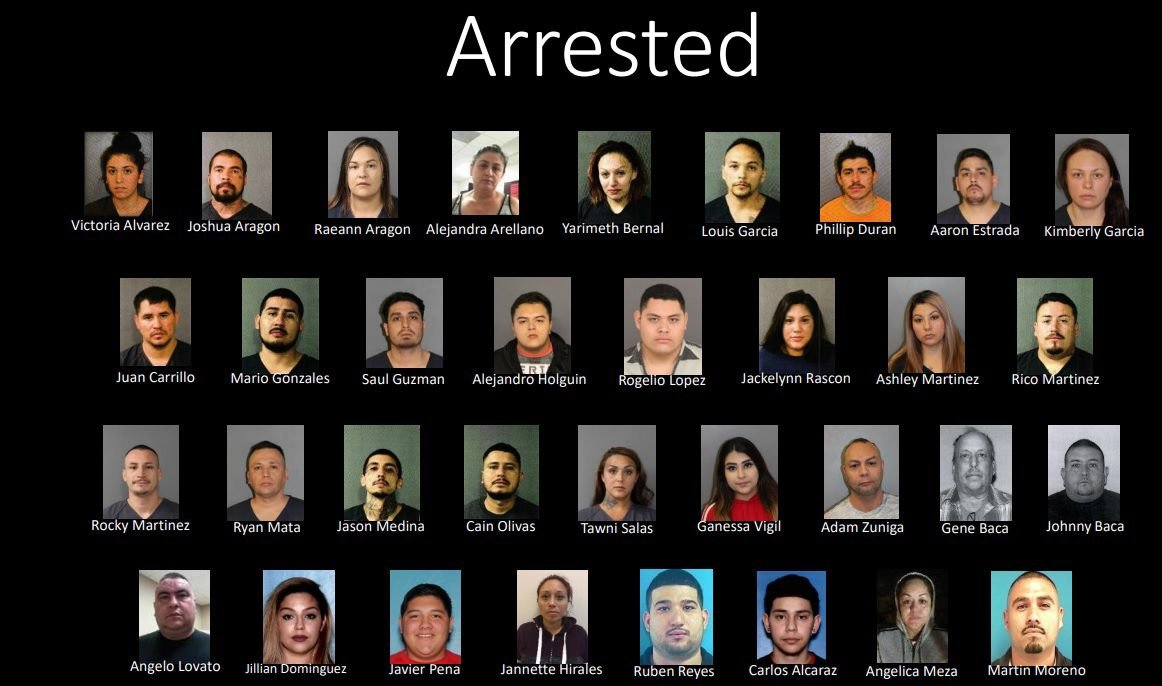 Front Range drug traffickers tied to Mexico busted in multistate investigation