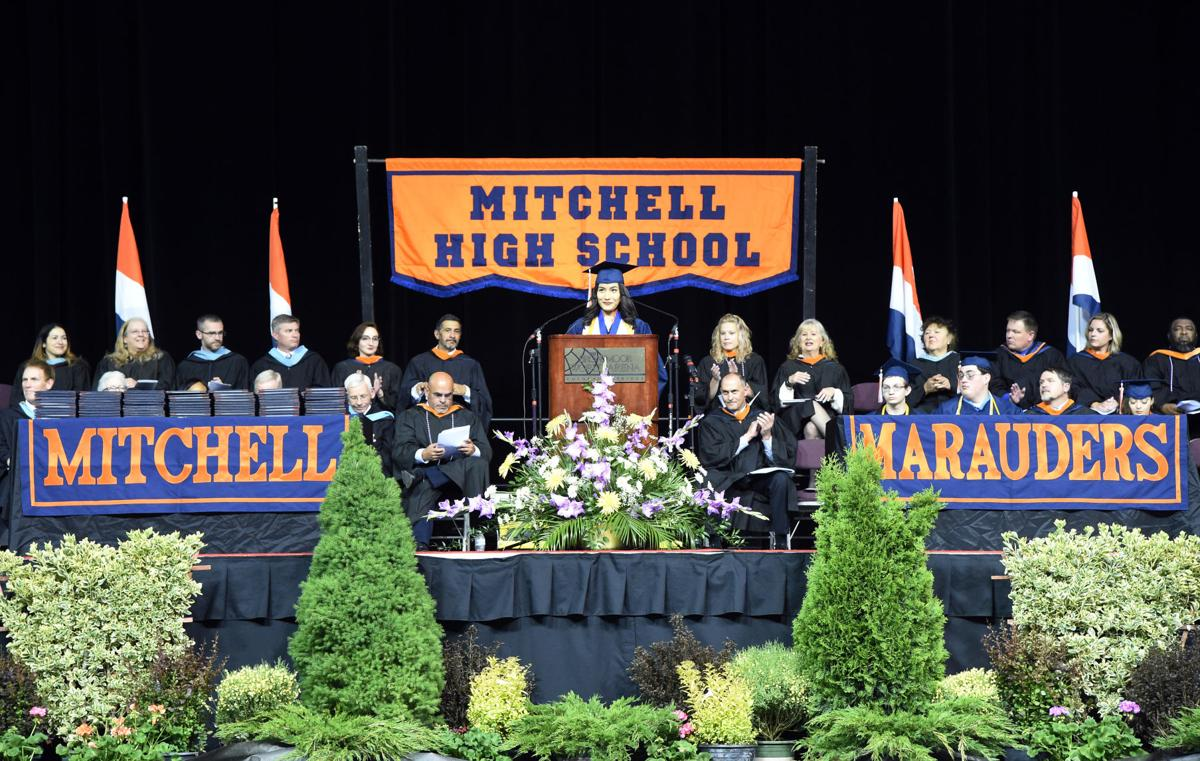 2017 Mitchell High School Graduation