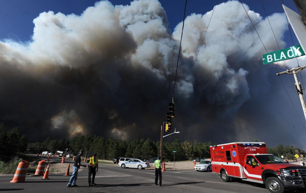 LIVE UPDATES: Sun rises after firefighters' busy night