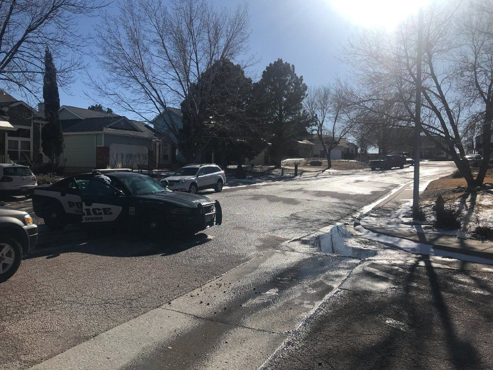 Widefield shooting suspect captured after standoff in southwest Colorado Springs