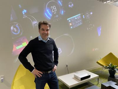Altia CEO Mike Juran