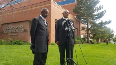 Pastors 'appalled' that Colorado Springs officers return to work after fatal shooting of black teen