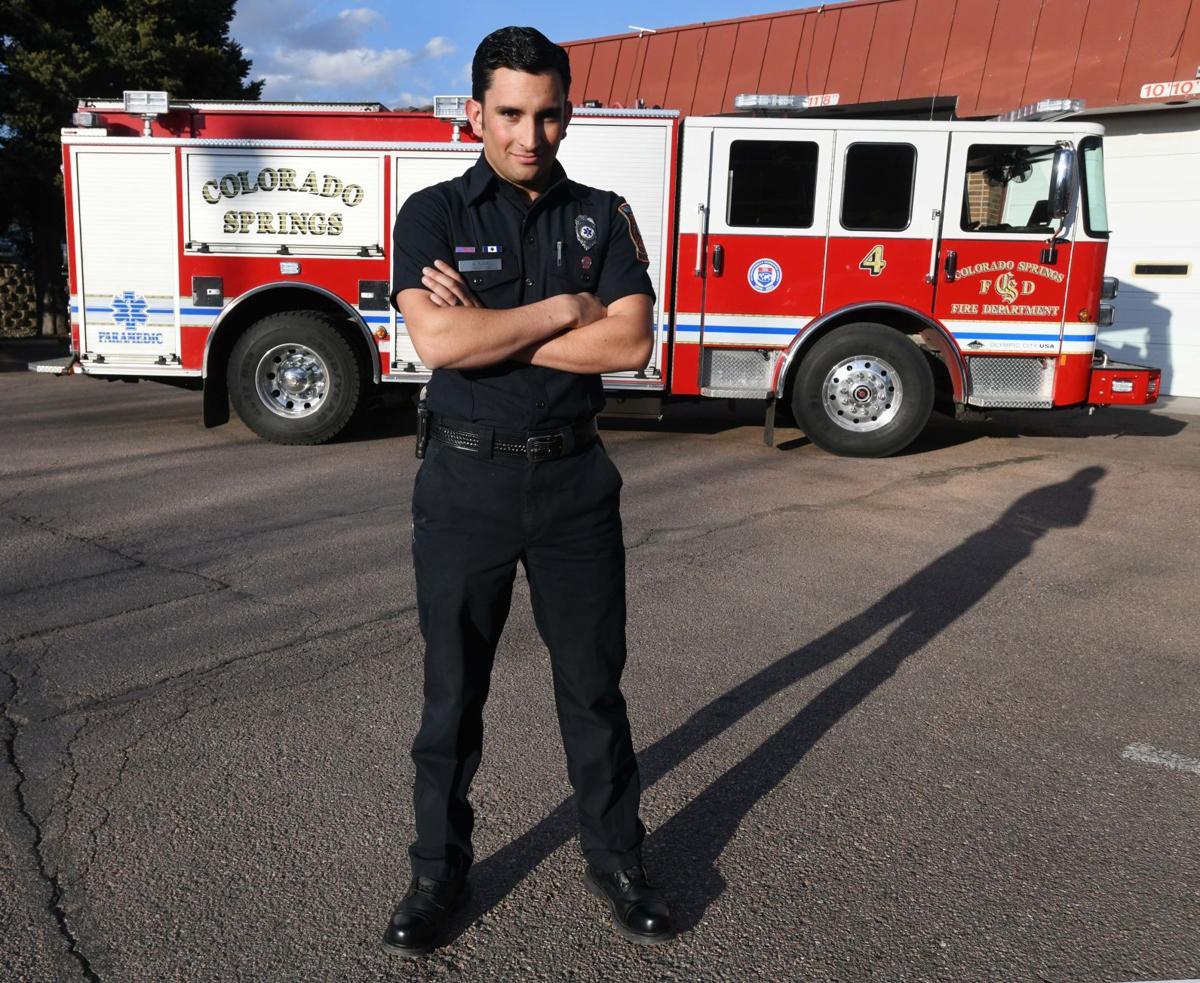 Austin Pugh Paramedic