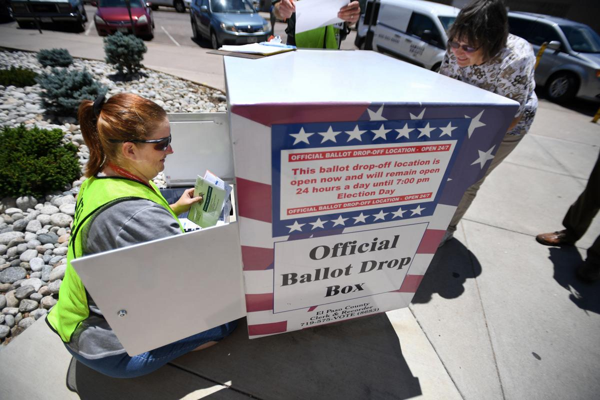 ballot dropoff