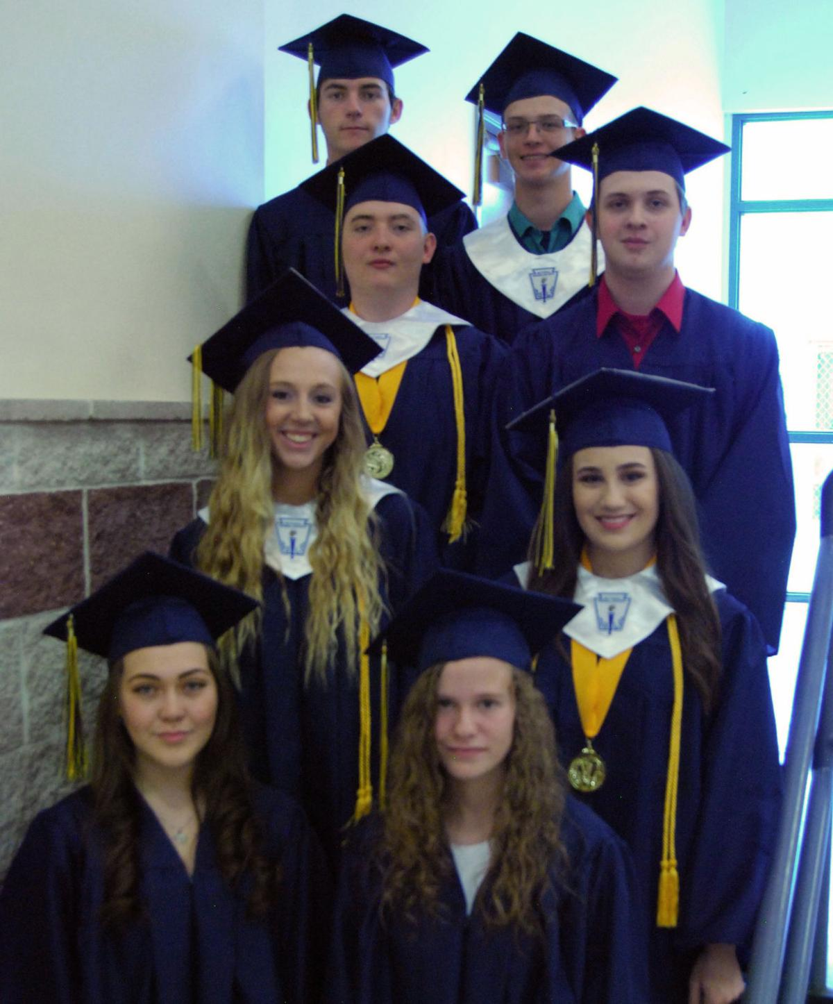 2017 Hanover High School Graduation