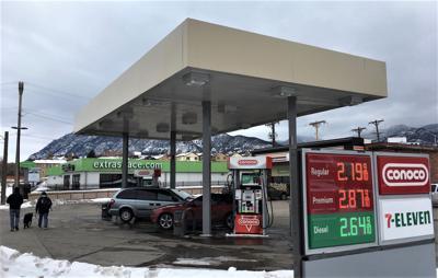 GAS PRICE PHOTO 1