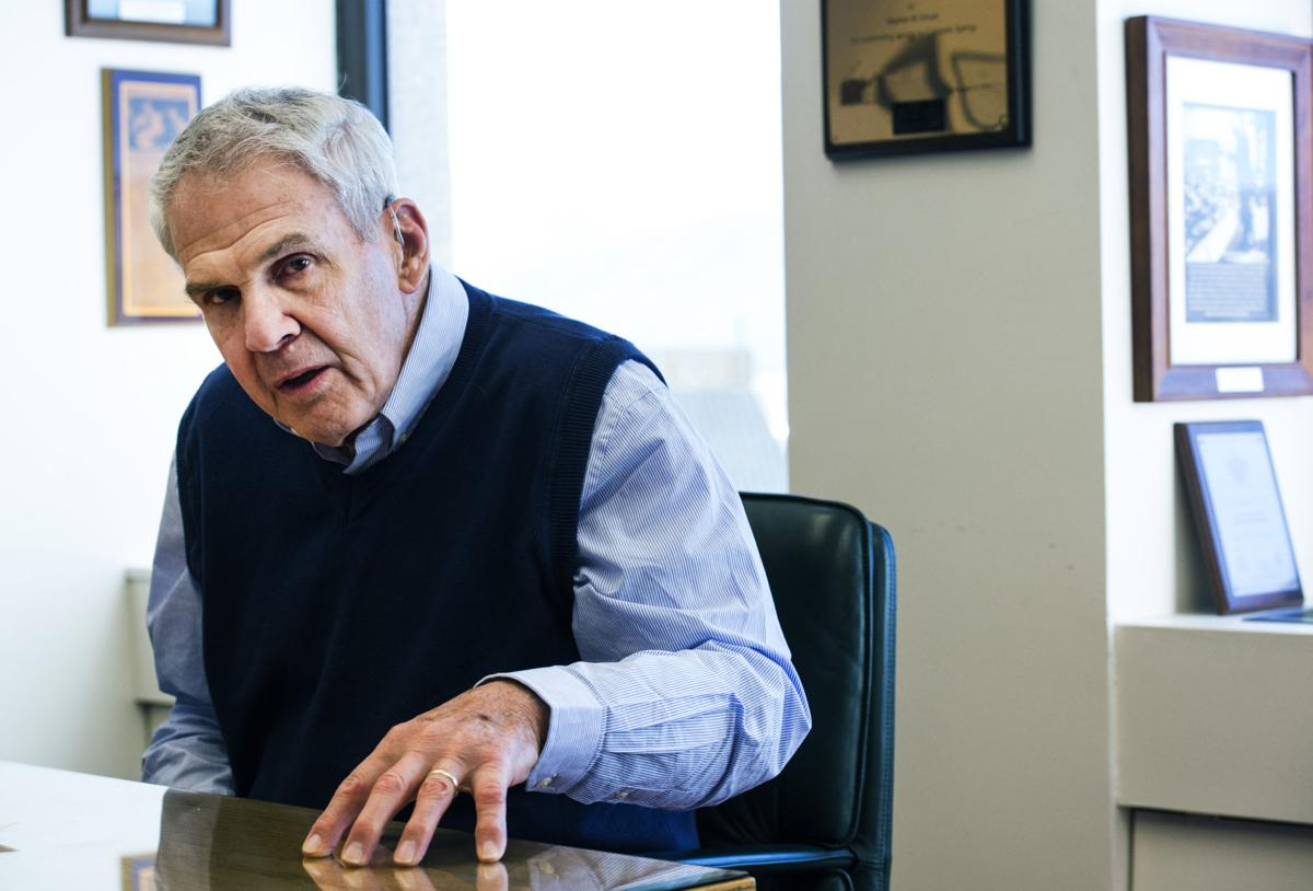 Hometown Heroes: Steve Schuck recognized for his work in the private and nonprofit sectors