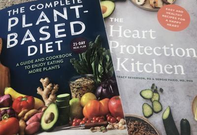 Colorado Springs has access to new cookbooks for healthy heart-friendly, plant-based recipes