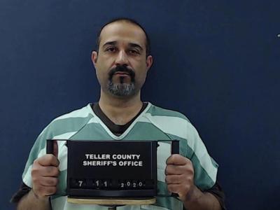 Hunger strike at Teller County Jail
