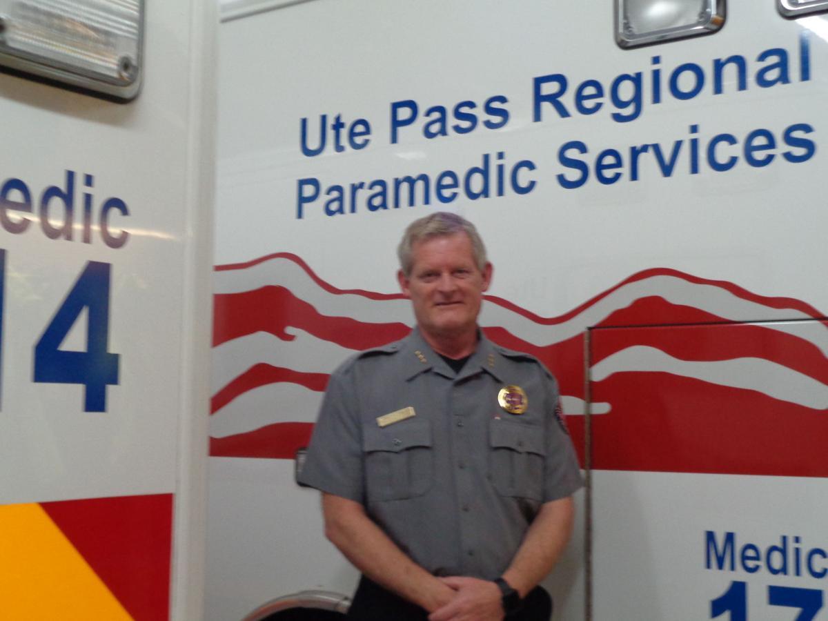 Tim Dienst, executive director of Ute Pass Regional Health Service District