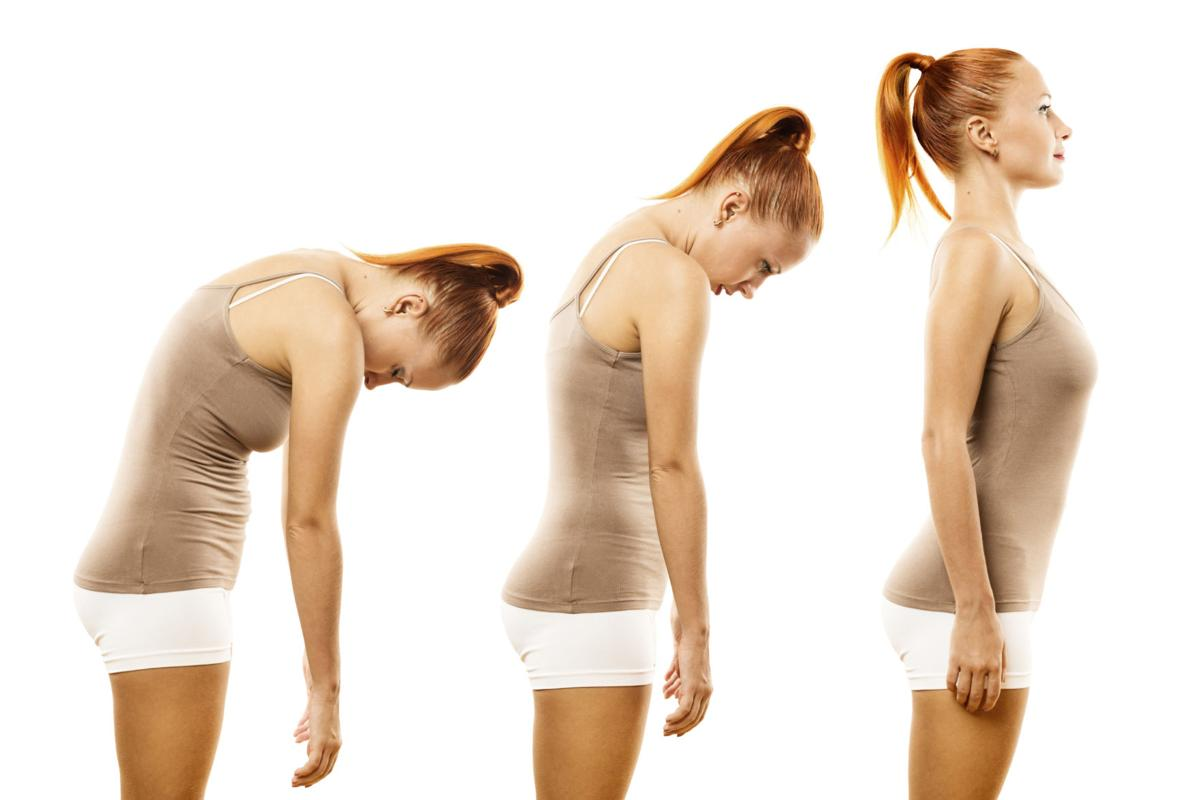 Posture, power and health can be defined by the spine