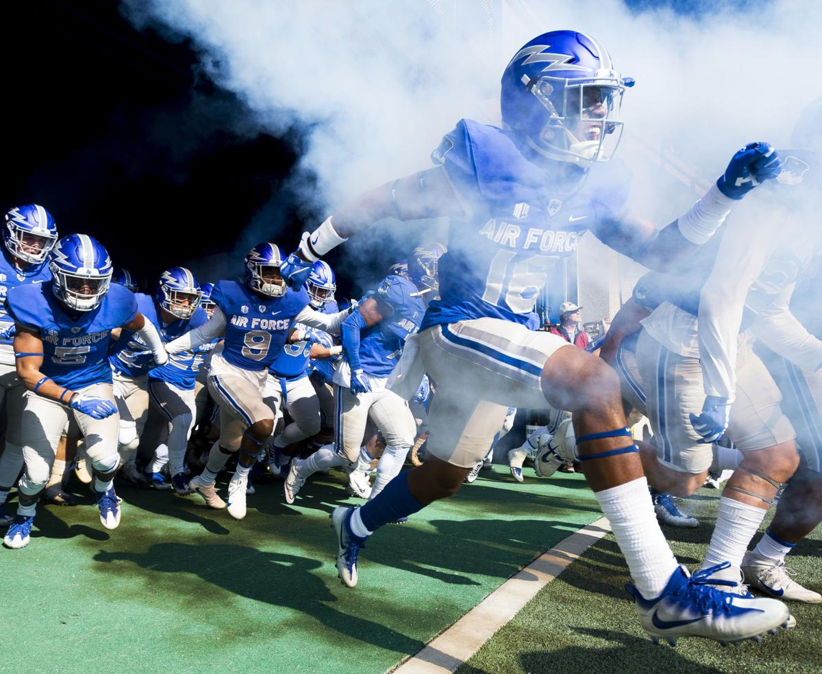 Air Force S 2018 Football Schedule Is Out Here Are The Details
