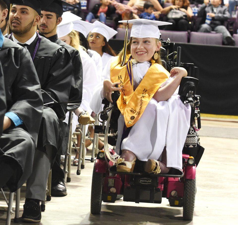 Harrison graduation