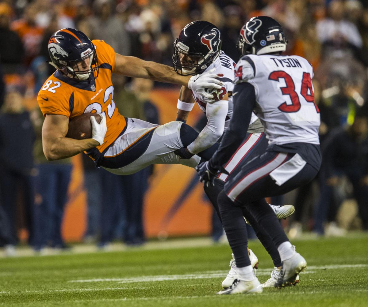 low priced ea093 a02d5 Broncos get bad news: Jeff Heuerman done for season after ...