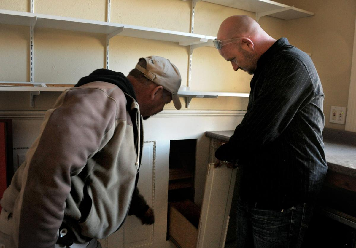 Historic Colorado Springs property being remodeled into