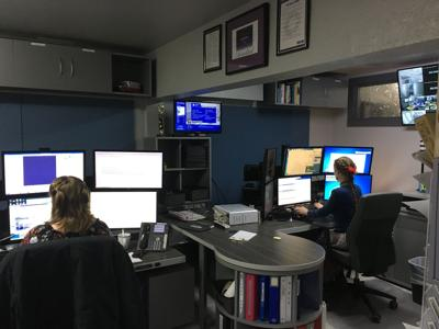 Cripple Creek Police Department dispatch, 'smallest in the world