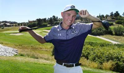 Discovery Canyon golfer Kaden Ford
