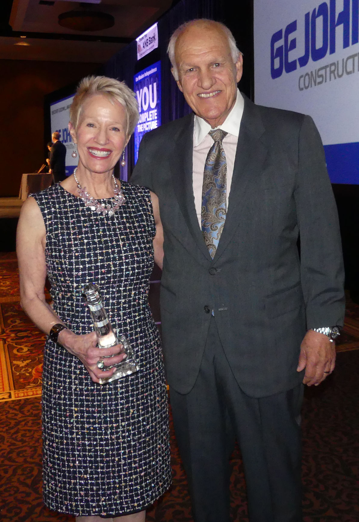 Discover Goodwill annual awards banquet honors employees, volunteers, partners and donors