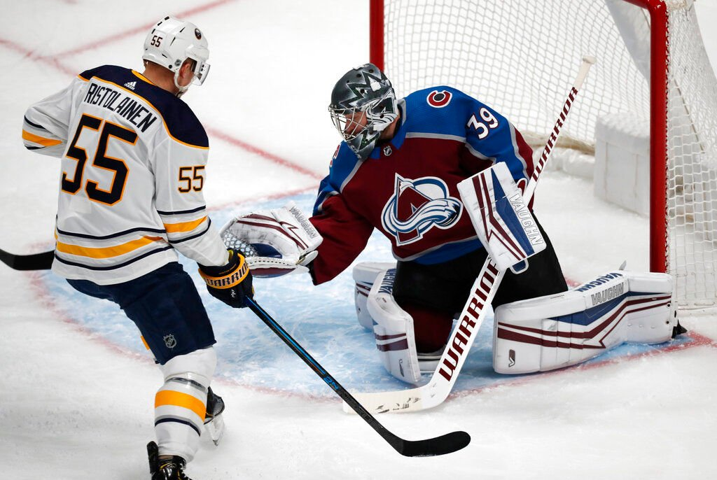 Sabres Avalanche Hockey