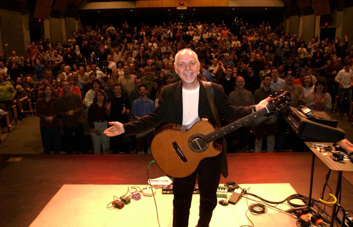 Musician Phil Keaggy