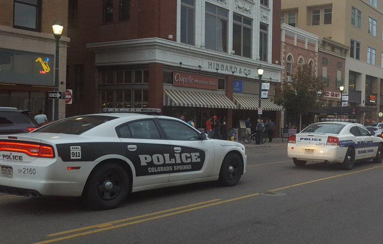 Colorado Springs Police Department adds two officers to downtown patrols