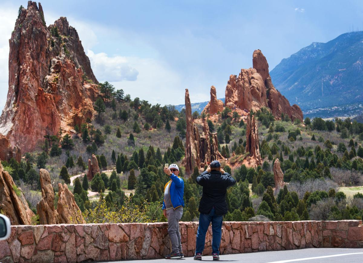 Garden Of The Gods Colorado Springs Co >> Garden Of The Gods Named One Of Country S Best Attractions