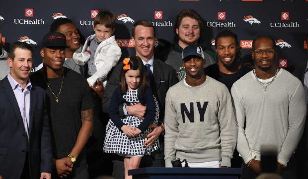 Wiley: Peyton Manning the greatest control freak of all time, even during goodbye