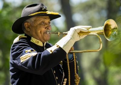 Buffalo Soldiers' legacy of endurance celebrated at Memorial