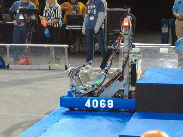 BEARbotics team takes robotics world finals for the first time